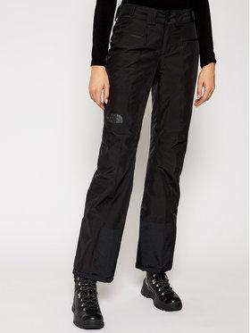 The North Face The North Face Lyžařské kalhoty Presena NF0A4R1KJK31 Černá Slim Fit