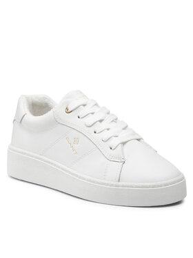 Gant Gant Sneakersy Lagalilly 23531094 Biela