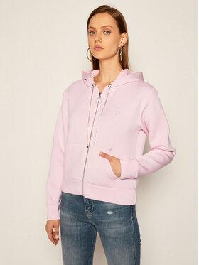 Guess Guess Sweatshirt Ivonne W0YQ73 K7UW0 Rosa Regular Fit