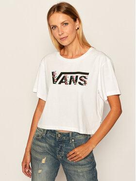 Vans Vans T-Shirt Bundlez Bell Tee VN0A4SDT Beige Relaxed Fit
