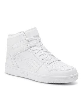 Puma Puma Sneakers Rebound Layup Sl Jr 370486 02 Blanc