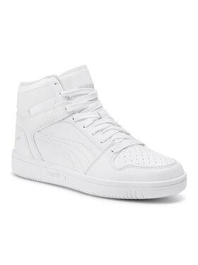 Puma Puma Sneakersy Rebound Layup Sl Jr 370486 02 Biela