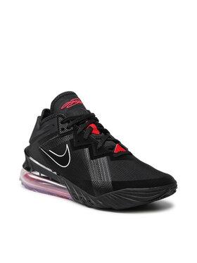 Nike Nike Boty Lebron XVIII Low CV7562 001 Černá