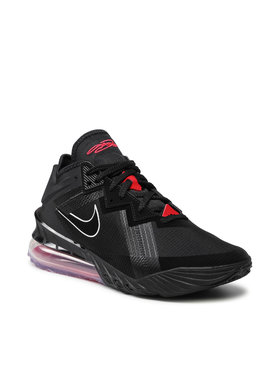 Nike Nike Обувки Lebron XVIII Low CV7562 001 Черен