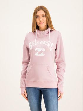 Billabong Billabong Bluza Fever Q6SF01 BIF9 Różowy Regular Fit