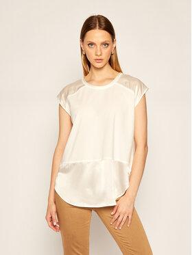 Marella Marella Блуза Dentice 39460307 Бял Regular Fit