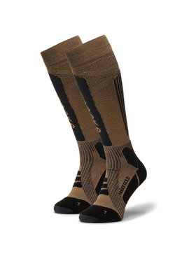 X-Socks X-Socks Klasické ponožky Unisex Helixx Gold 4.0 SSXXW19U Hnědá