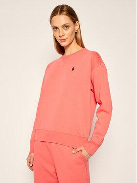 Polo Ralph Lauren Polo Ralph Lauren Bluza 211794395007 Różowy Regular Fit
