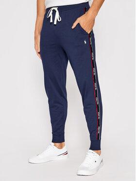 Polo Ralph Lauren Polo Ralph Lauren Teplákové nohavice Spn 714830276009 Tmavomodrá