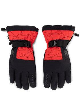 Spyder Spyder Slidinėjimo pirštinės M Overweb Gtx Ski Glove GORE-TEX 197004 Juoda