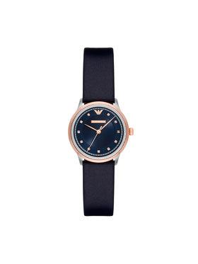 Emporio Armani Emporio Armani Часовник Classic AR2066 Черен
