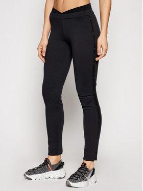 Rossignol Rossignol Spodnie dresowe Lifetech RLIWP08 Czarny Slim Fit