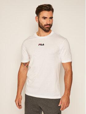 Fila Fila T-shirt Sayer 687990 Bijela Regular Fit