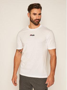 Fila Fila T-Shirt Sayer 687990 Bílá Regular Fit