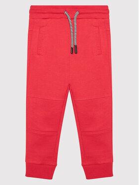 Coccodrillo Coccodrillo Teplákové nohavice ZC1120110EVB Červená Regular Fit
