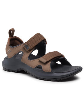 The North Face The North Face Сандали Hedgehog Sandal III NF0A46BHZDP1 Кафяв