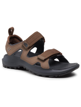 The North Face The North Face Σανδάλια Hedgehog Sandal III NF0A46BHZDP1 Καφέ
