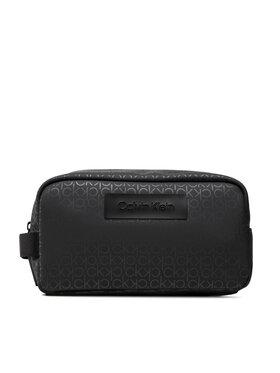 Calvin Klein Calvin Klein Pochette per cosmetici Winter Proof Washbag Uv K50K507407 Grigio