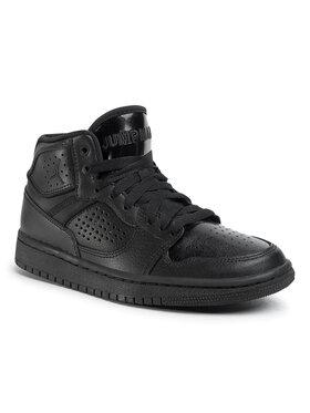NIKE NIKE Παπούτσια Jordan Access (GS) AV7941 003 Μαύρο