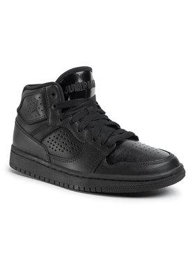 NIKE NIKE Topánky Jordan Access (GS) AV7941 003 Čierna