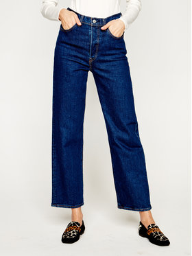 Levi's® Levi's® Jeans Slim Fit Ribcage Straight Ankle 72693-0002 Blu scuro Slim Fit