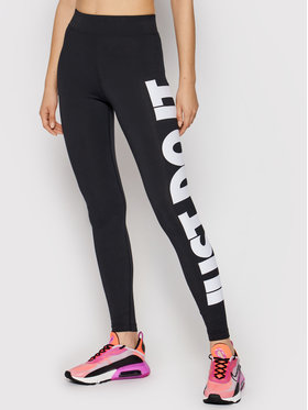 Nike Nike Leginsai Sportswear Essential CZ8534 Juoda Slim Fit