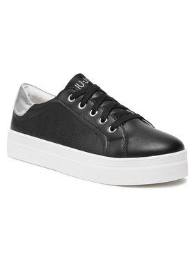 Liu Jo Liu Jo Sneakersy Alicia 22 4A1723 EX014 D Černá