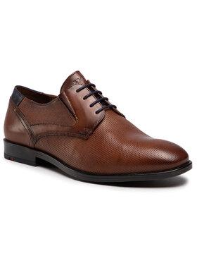 Lloyd Lloyd Обувки Kelsan 11-352-33 Кафяв