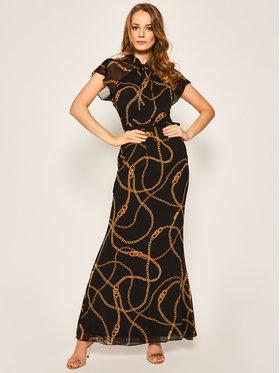 Lauren Ralph Lauren Lauren Ralph Lauren Vakarinė suknelė Long Printed 253795743 Juoda Regular Fit
