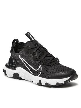 Nike Nike Взуття React Vision (Gs) CD6888 006 Чорний