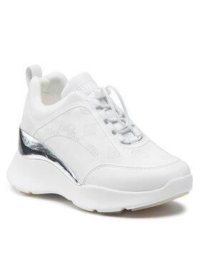 Guess Guess Sneakersy FL8EME FAL12 Biały