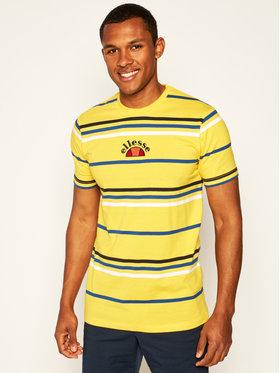 Ellesse Ellesse T-Shirt Miniati Tee SHE08520 Żółty Classic Fit