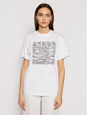 MAX&Co. MAX&Co. Póló Teerex1 69718521 Fehér Regular Fit