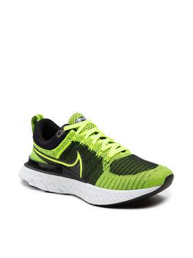 Nike Nike Topánky React Infinity Run Fk 2 CT2357 700 Žltá