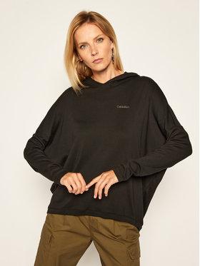 Calvin Klein Underwear Calvin Klein Underwear Bluza 000QS6120E Czarny Oversize