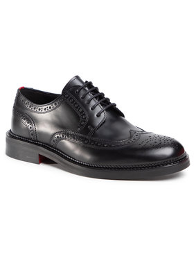 Hugo Hugo Обувки Luxity 50445825 10224980 01 Черен