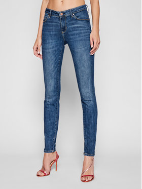 Guess Guess Jeans Annette W1YA99 D4GV2 Blu scuro Skinny Fit