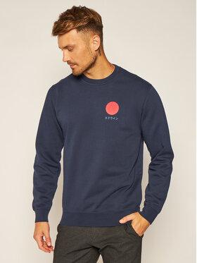 Edwin Edwin Sweatshirt Japanese Sun I028969 TJ7571P NYB67 Dunkelblau Regular Fit