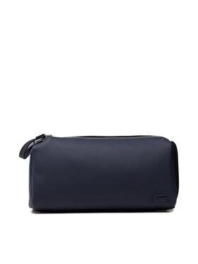 Lacoste Lacoste Pochette per cosmetici Toilet Knit NH2345HC Blu scuro
