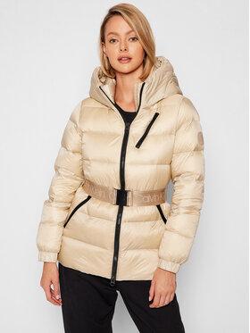 Calvin Klein Calvin Klein Giubbotto piumino Belted K20K203054 Beige Regular Fit