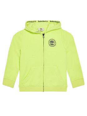 Timberland Timberland Bluză T25S17 D Verde Regular Fit