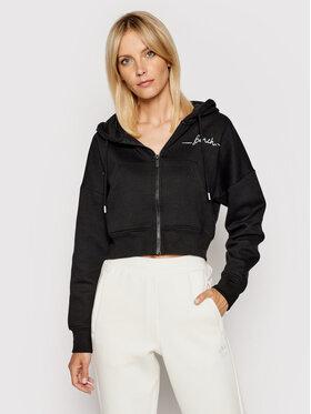 Bench Bench Sweatshirt Eliana 118356 Schwarz Regular Fit
