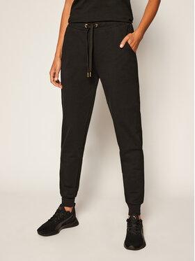 Trussardi Jeans Trussardi Jeans Melegítő alsó 56P00215 Fekete Regular Fit