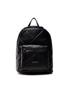 TWINSET TWINSET Plecak Zaino 212AO8021 Czarny