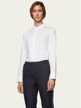 Boss Boss Marškiniai Banew3 50404953 Balta Regular Fit