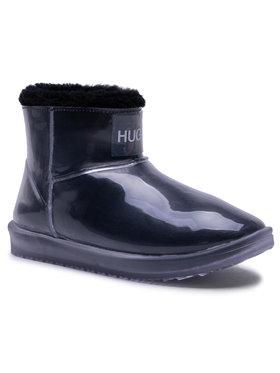 Hugo Hugo Гумени ботуши Cozy Bootie-TR 50447289 10233134 01 Черен