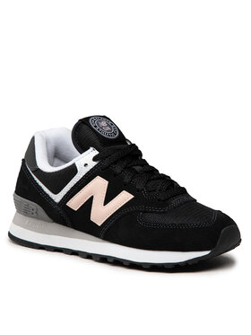 New Balance New Balance Sneakersy WL574HB2 Czarny