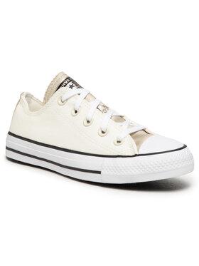 Converse Converse Sneakers aus Stoff Ctas Ox 570289C Gelb