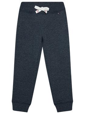 Tommy Hilfiger Tommy Hilfiger Spodnie dresowe KB0KB04139 D Granatowy Regular Fit