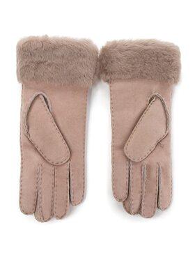 EMU Australia EMU Australia Dámské rukavice Apollo Bay Gloves Hnědá